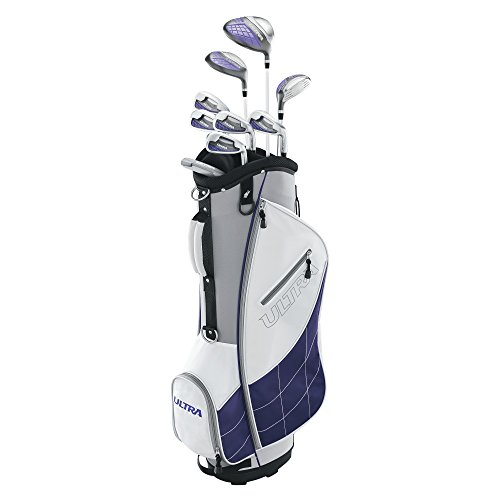 - Wilson Golf Women's Ultra Package Set, Right Hand, White