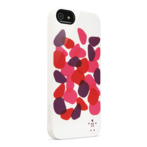 Belkin Shield Petals iPhone Purple