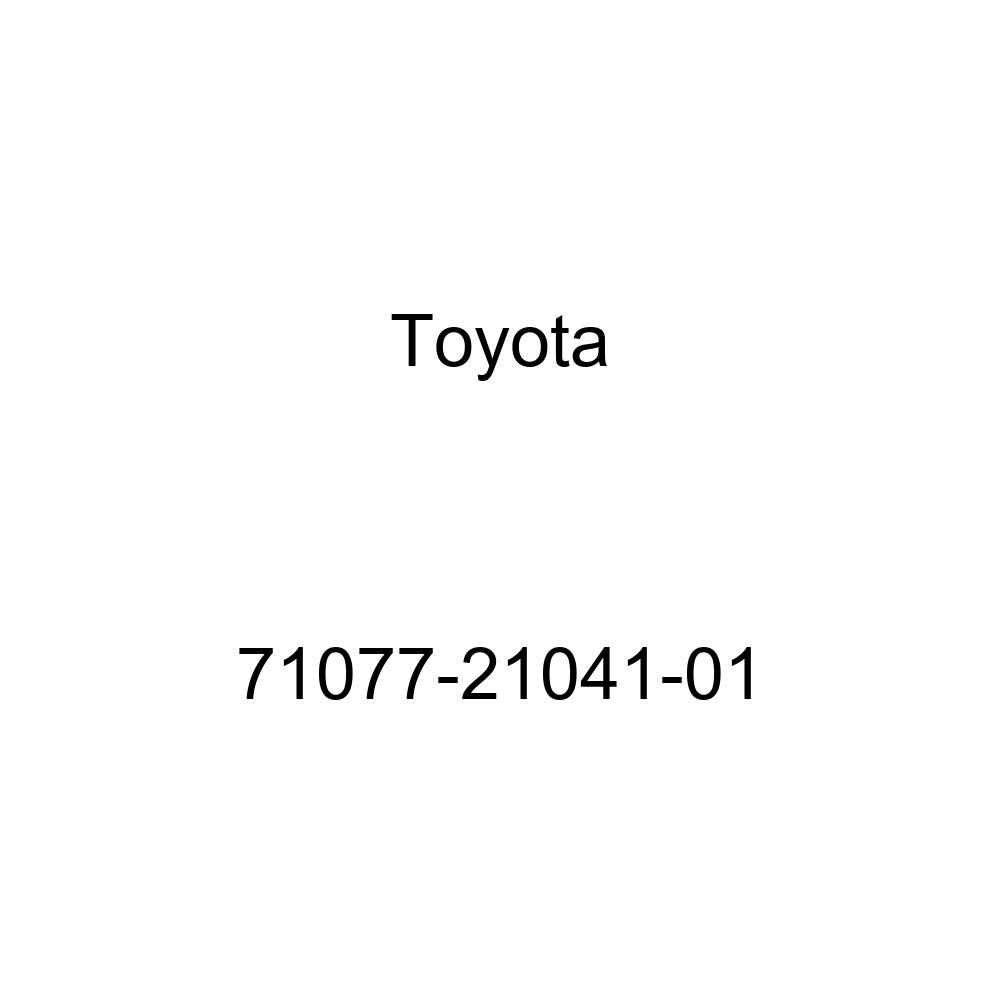 TOYOTA Genuine 71077-21041-01 Seat Back Cover