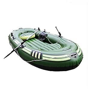 Pota 6 persona Kayak inflable de yate más grueso pesca inflable ...