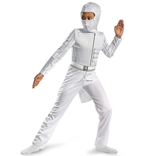Boys GI Joe Movie Storm Shadow Classic Costume, Medium/7-8 - Storm Shadow Costume