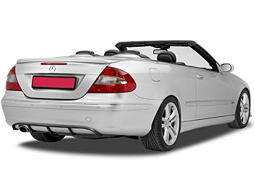 CSR-Automotive Heck Spoiler Heckansatz HA122