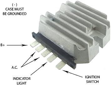 New Rectifier Regulator for John Deere Garden Tractor 330 322 332  on john deere 110 wiring diagram, john deere 3020 wiring schematic, john deere 870 wiring diagram, john deere 250 wiring diagram, john deere alternator wiring diagram, john deere 317 wiring schematic, john deere 400 wiring diagram, john deere 265 wiring diagram, john deere 650 wiring diagram,