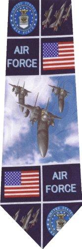 Air Force Necktie (Air Force New Novelty Necktie)