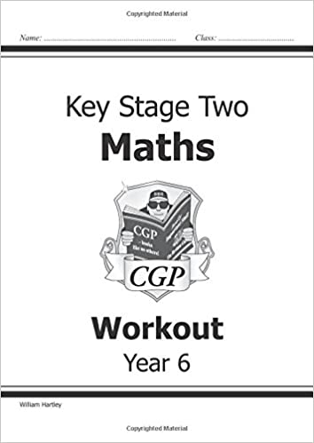 KS2 Maths Workout - Year 6: William Hartley: 9781841460666: Amazon ...