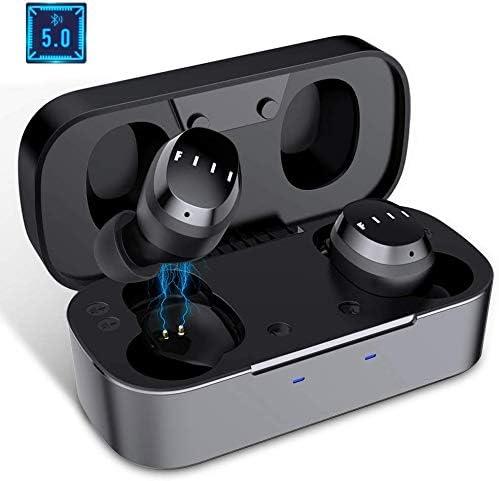 """True Wireless Earbuds – 1/4"""" Dynamic Driver in-Ear Bluetooth 5.0 Headphones,"""