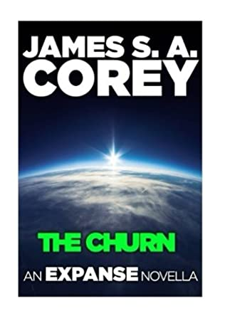 book cover of The Churn