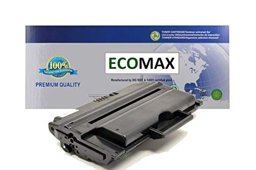 (ECOMAX Compatible 310-7945, PF658 Black High Yield Toner Cartridge (5,000 Page Yield) For Use In Dell 1815, Dell 1815dn Printers)