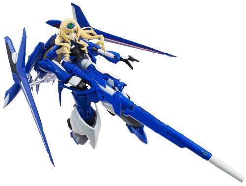 "Bandai Tamashii Nations AGP Cecilia Alcott Strike Gunner ""Infinite Stratos"" Action Figure"