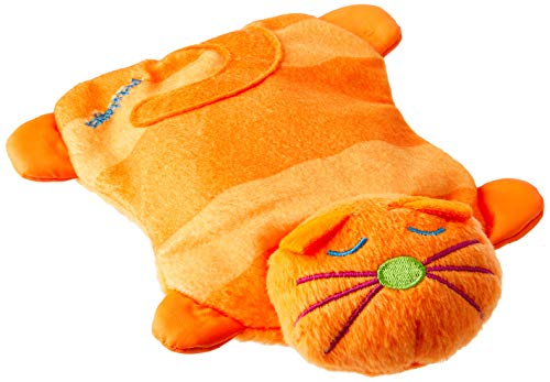 Petstages Kitty Cuddle Pal Cat Toy – Soft & Comforting Microwaveable Plush Stuffed Cat ()
