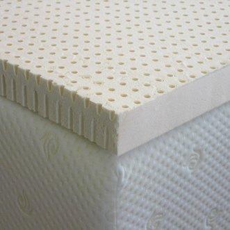 latex mattress topper queen Amazon.com: 1  Inch Latex Mattress Topper (QUEEN): Kitchen & Dining latex mattress topper queen