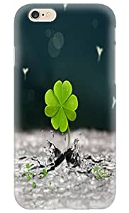 """Simply Case Designs HD Clover Design PC Material Hard Case for iphone 6 4.7"""""""
