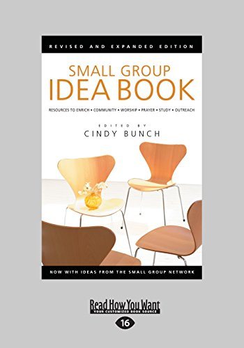 Group Ideas (Small Group Idea Book)