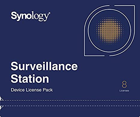 Synology IP CAMERA LICENSE PACK (CLP4) Synology America Corp B001JD8J8W