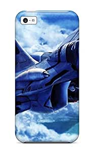 High Impact Dirt/shock Proof Case Cover For Iphone 5c (best Fighter Airplane S)