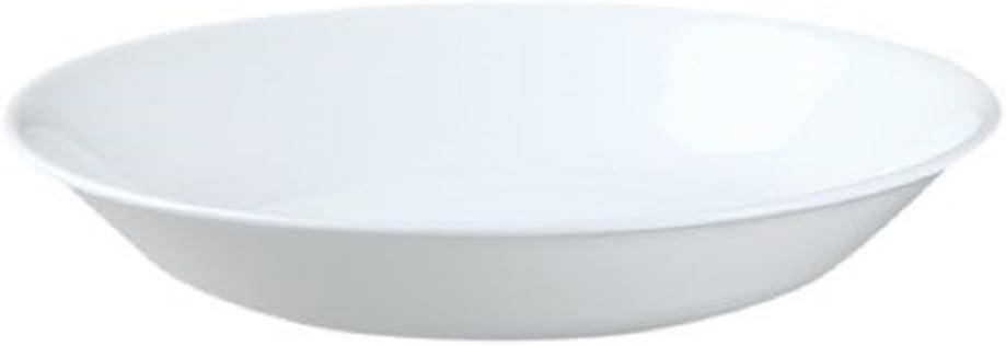 Corelle Livingware Winter Frost White 20 Ounce Pasta Bowl (Set of 8)