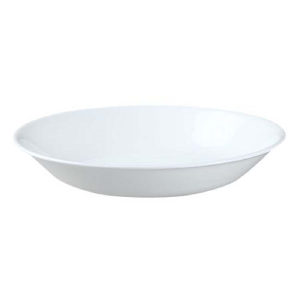 Corelle Livingware Winter Frost White 20 Ounce Pasta Bowl (Set of 8) WORLD KITCHEN 6017639