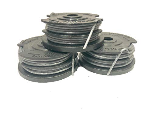 Kobalt Trimmer Spool replacement line  1 pack of 3