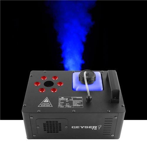 CHAUVET DJ Geyser T6 Vertical Fog Machine (Dj Fog Machine)