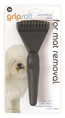 JW Pet Company GripSoft Dematting