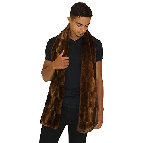 Sable Scarf Faux Fur for sale  Delivered anywhere in USA