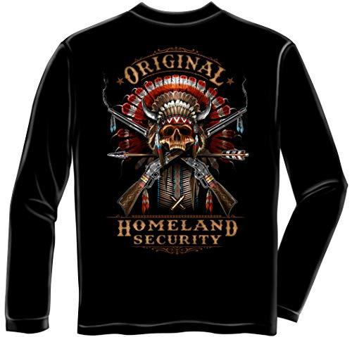 2A hat | 2A Original Homeland Security Long Sleeve Shirt RN2395LS-5XL