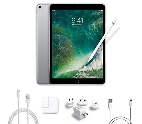 2017 New IPad Pro Bundle (4 Items): Apple 10.5 inch iPad ...