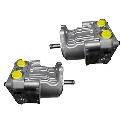 Hydro Gear Pump (Right & Left) Kit 10cc for Exmark Turf Tracer S, X Series & Other / PE-1JQQ-DY1X-XXXX PE-1GQQ-DY1X-XXXX -  PE-1GQQ-DY1X-XXXX, PE-1JQQ-DY1X-XXXX