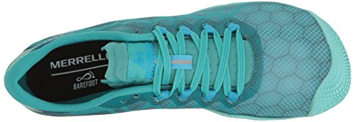 Merrell Womens Damp Handschoen 3 Trail Runner Baltic