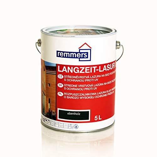 Remmers HK-Lasur Holzschutzlasur 5L Ebenholz
