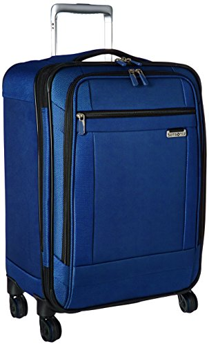 Price comparison product image Samsonite Solyte Softside Spinner 20 Exp, True Blue