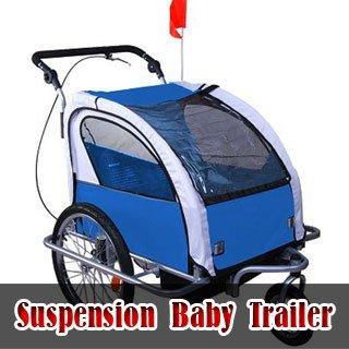 2 Child Running Stroller - 7