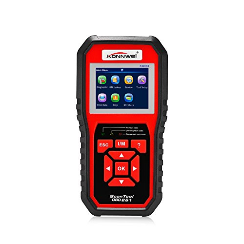 Autel MaxiScan MS509 OBD II Scanner product image