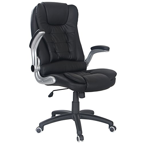 Desk Chair With Flip Up Arms
