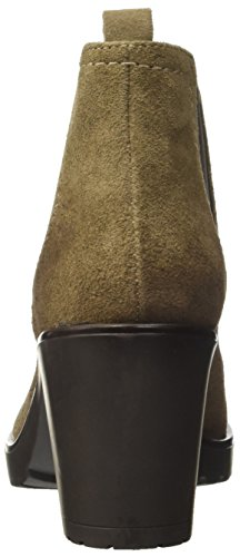 Boots WoMen Lumberjack Chelsea Cn002 Maggie Taupe Beige C6wvqZt