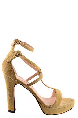 Suede SET Sandals TWIN Green Women's MCBI302151O vOzqxnvIwS