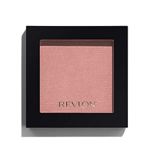 Revlon Powder Blush, Rosy Rendezvous, 1 Count - Mineral Matte Blush