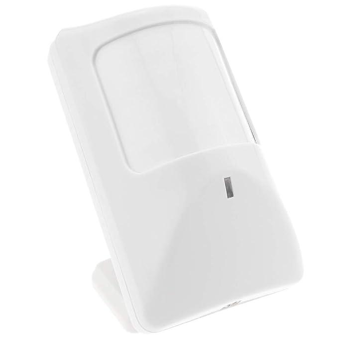 BeMatik - Detector volumétrico cableado para alarma: Amazon.es: Bricolaje y herramientas
