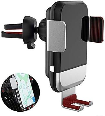 CARWORD - Cargador de Coche para iPhone X/8/7/7 Plus/6/6S Plus/5S ...
