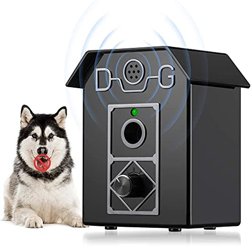 Kaier cat Anti Bark Device, Stop Barking Device Ultrasonic Dog Bark Control, Sonic Bark Deterrents Bark Controller…
