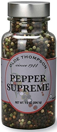 Olde Thompson Pepper Supreme, 7.2-Ounce (pack of 3)