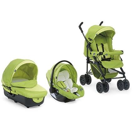 Chicco 4079142160200 Trio-Living - Carrito convertible (3 posiciones ...