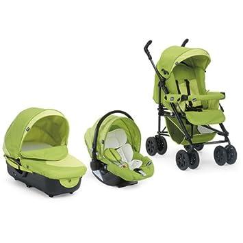 Chicco 4079142160200 Trio-Living - Carrito convertible (3 posiciones), color verde: Amazon.es: Bebé