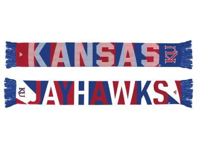 Wordmark Scarf (Kansas Jayhawks adidas Wordmark Scarf)