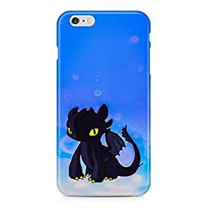 How To Train Your Dragon Toothless Hard Plastic Snap-On Case For Iphone 6 Plus
