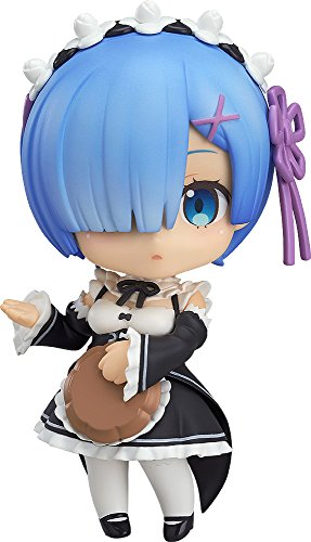 Good Smile Starting Life in Another World: Rem Nendoroid Action Figure