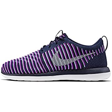 115e067df2 Amazon.com | Nike NIKE ROSHE TWO FLYKNIT (GS) girls running-shoes ...