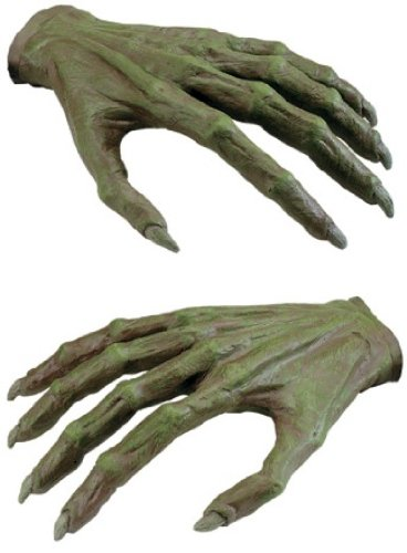 Dementor Mask (Harry Potter Child's Dementor Hands)