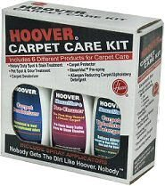 Hoover Carpet Care Kit with Spray Applicators - 40304001