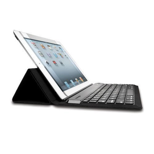 Kensington KeyStand Bluetooth Keyboard and Stand For iPad 4 with Retina Display, iPad 3, iPad 2 and iPad 1 (K39533US) by Kensington